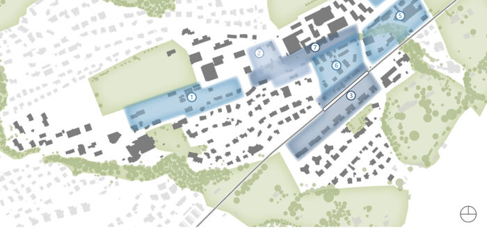 Handlungsfelder Masterplan Meggen Zentrum
