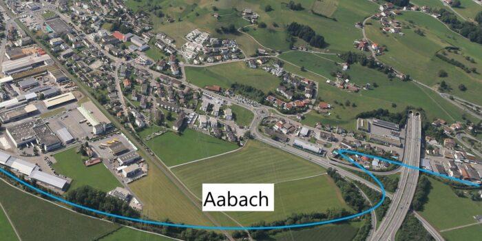 Ausbau Aabach 2. Etappe