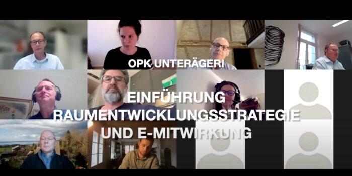 Video zur E-Mitwirkung